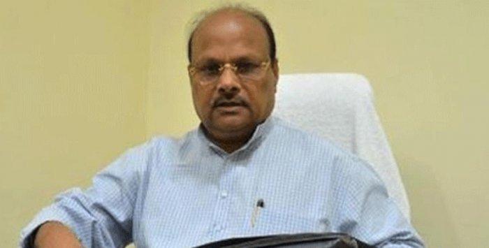 File photo of AP Finance Minister Yanamala Ramakrishnudu.