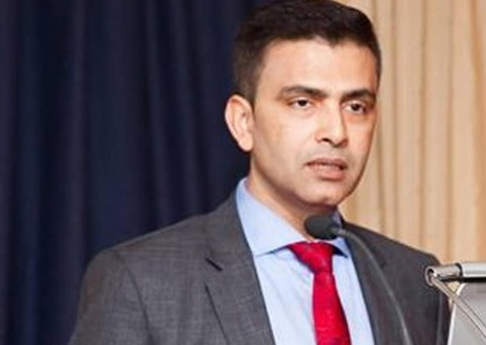Raveesh Kumar, official spokesperson of the Ministry of External Affairs.