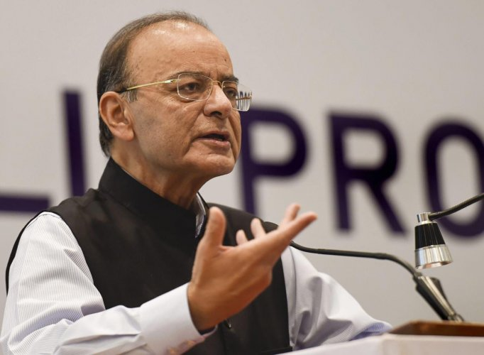 Union Minister for Finance and Corporate Affairs Arun Jaitley. (PTI File Photo)