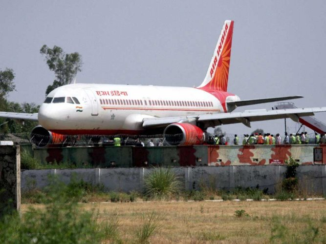 Capt Kathpalia was to operate the Air India's AI-111 flight to London from New Delhi on Sunday afternoon. He was earlier also grounded for a similar offence. PTI file photo
