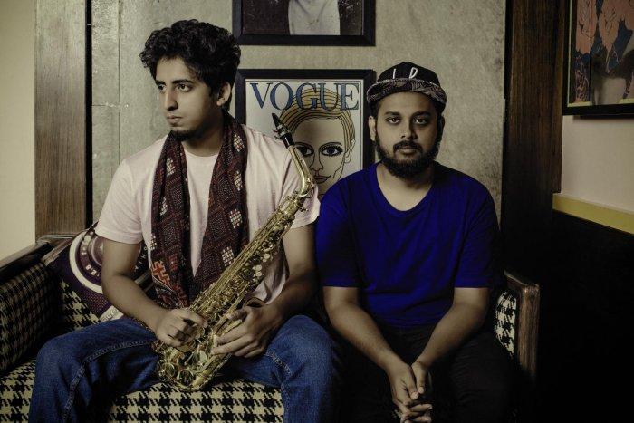 Argenil's Anil Prasad and Rohit Gandhi.