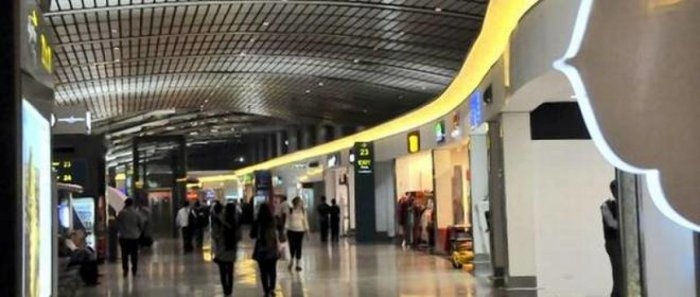 Uttar Pradesh anti-terrorist squad (ATS) on Saturday detained a youth for threatening to blow up Miami airport in the USA