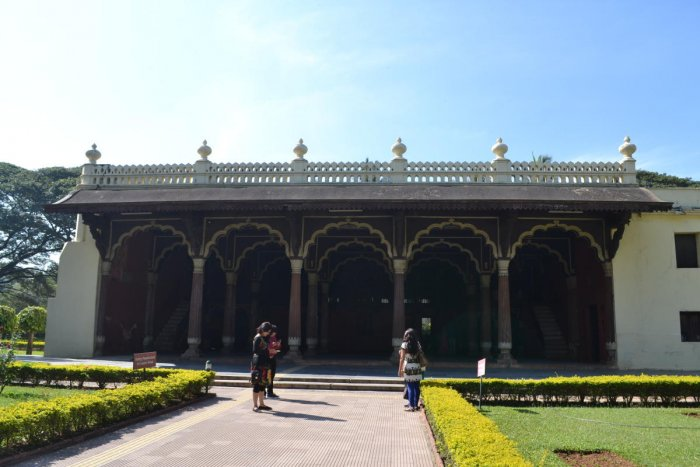 Tipu Sultan's SummerPalace