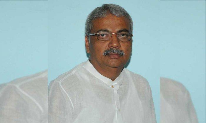 Indi constituency MLA Yashavantharayagouda V Patil