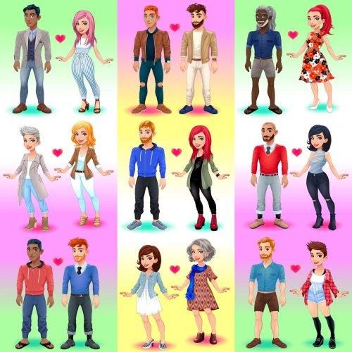 Among the 23 new gender options are androgyne, bigender, gender fluid, pangender, transman, neutrois, transmasculine, two-spirit and non-binary. DDRAW/FREEPIK