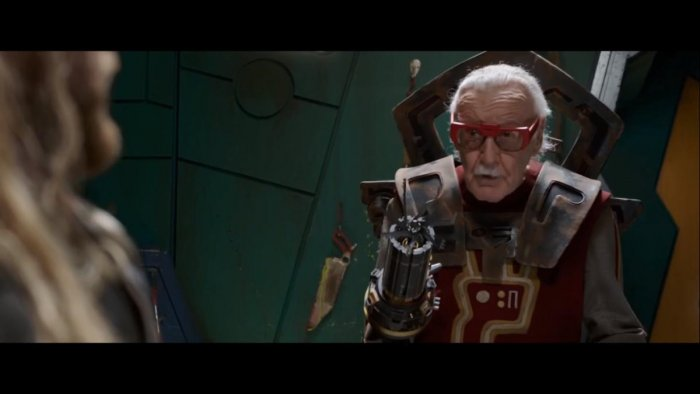 Stan Lee is known to have played the most number of cameos. He appeared in 'Thor Ragnarok'.