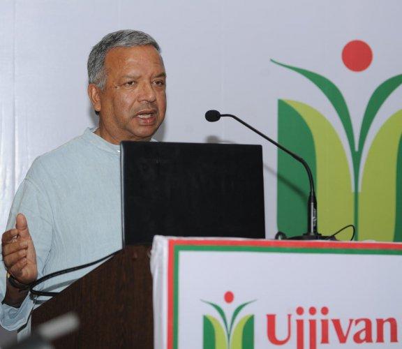 Samit Ghosh, MD, and CEO of Ujjivan Small Finance Bank