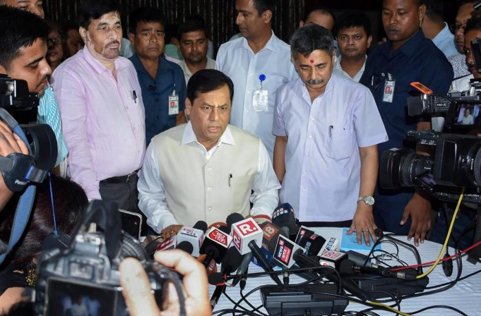 The top leadership of the faction slammed the Sarbananda Sonowal-led government for blaming the group for the recent killing of five Bengali-speaking persons in Assam's Tinsukia district. PTI File Photo