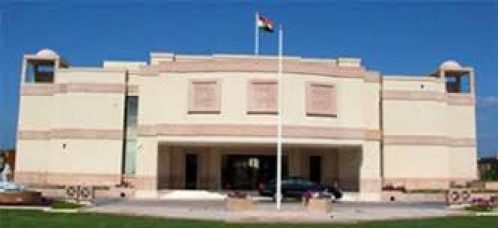 Indian Embassy in Muscat