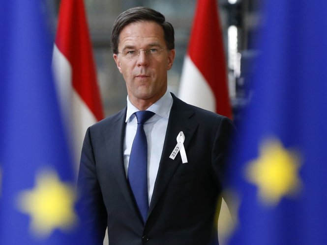 Netherlands' Prime Minister Mark Rutte will be on a two-day official visit to India from May 24. Reuters file photo