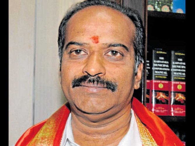 Bengaluru Central MP P C Mohan said the work was delayed as the BBMP dragged its feet on the railways' proposal. Mohan released Rs 16 lakhs under the MP's Local Area Development fund to begin the work immediately.