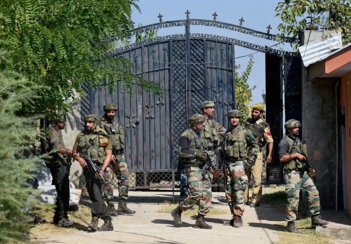 To prevent 'fidayeen'(suicide) attacks by militants in Jammu and Kashmir, government has spent a whopping Rs 800 crore on raising the boundary walls of security camps in the state.