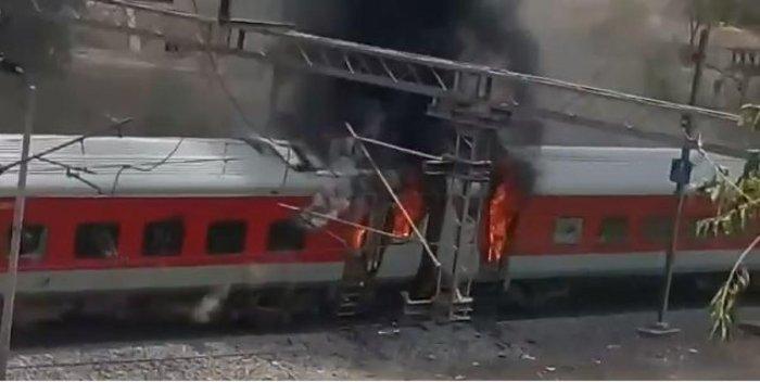 Rail fire