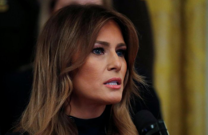 First lady Melania Trump. Reuters file photo