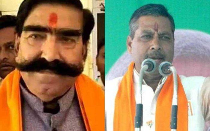 Gyan Dev Ahuja and Bhanwari Lal Singhal
