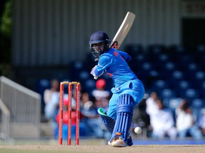 Mithali's record follows an impressive match against Ireland, where the Indian women's team scored a comfortable win against Ireland.