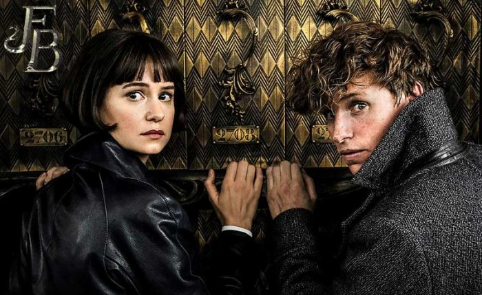 'Fantastic Beasts: The Crimes of Grindelwald' brings back Newt Scamander (Eddie Redmayne), a 'magizoologist' after his adventures in the first film, 'Fantastic Beasts and Where to Find Them'. Credit: Twitter/FantasticBeasts