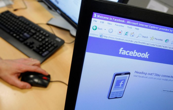 Content spied by artificial intelligence software or reported by users is now reviewed by an internal system that Facebook has been ramping up. Reuters photo