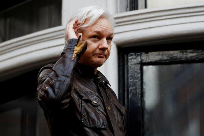 WikiLeaks founder Julian Assange. Reuters File photo