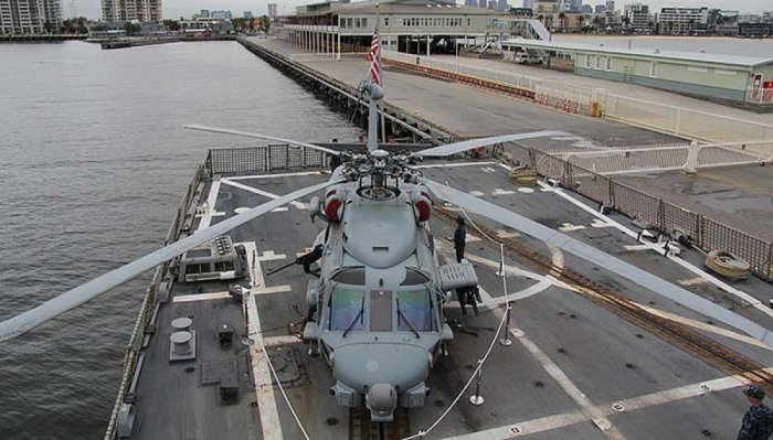 India has been in need of these formidable anti-submarine hunter helicopters for more than a decade now. (Image Courtesy: lockheedmartin.com)