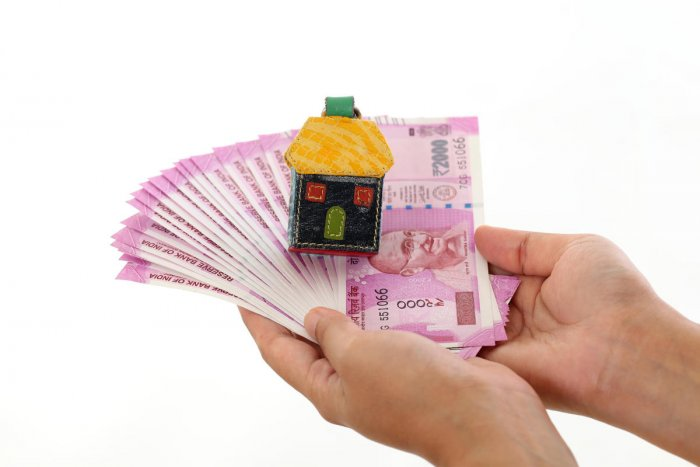 The bank has declared the home loans non-performing assets (NPAs).