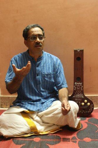 Varadarangan - Synthetic instruments