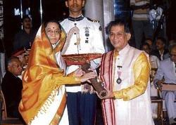 Gangadhar Pradhan begins his odyssey on Odissi
