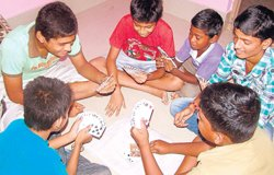 Sons-in-law in Odisha town get gambling allowance