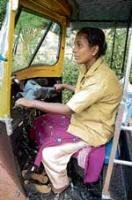A Dalit autodriver's 'one-woman' crusade