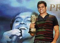 Idol for India, Sreeram is a mix of talent, passion and humility