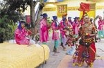 Challenge of keeping alive a dying culture in Bundelkhand