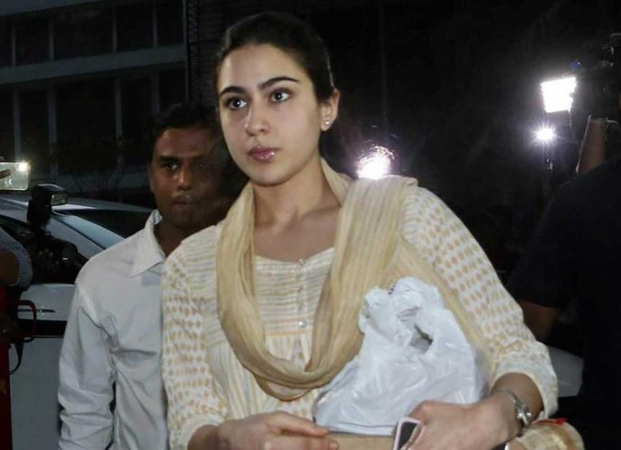 Daughter of Saif Ali Khan and Amrita Singh, Sara recently said she looks up to Kareena, who married Saif in 2012 and wants to imbibe her professionalism. (PTI File Photo)