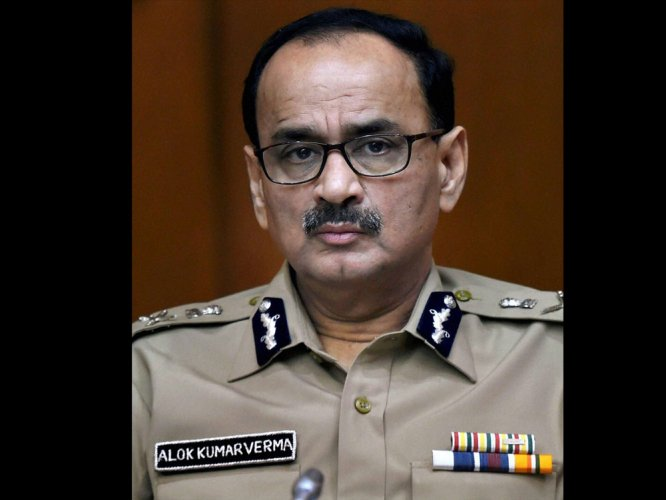 Alok Verma. PTI file photo