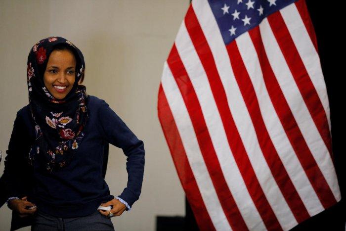 U.S. Congresswoman-elect Ilhan Omar. (REUTERS File Photo)