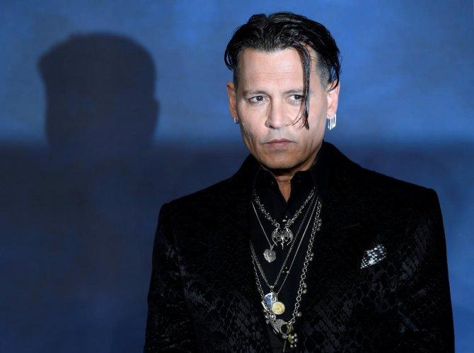 Actor Johnny Depp. (REUTERS File Photo)