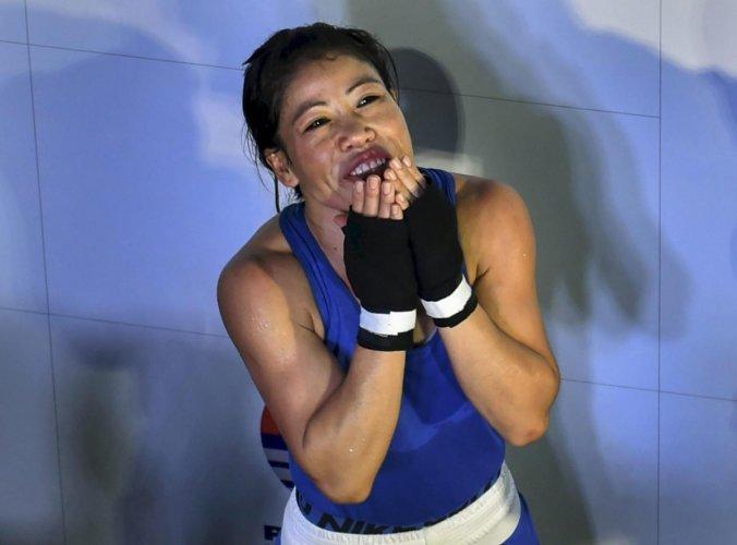 Mary Kom (PTI file photo)