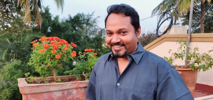 Chaitanya K M