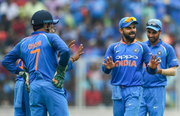 India captain Virat Kohli won the toss and elected to bowl in their opening Twenty20 international in Brisbane on Wednesday, kicking off a two-month long tour. PTI File Photo