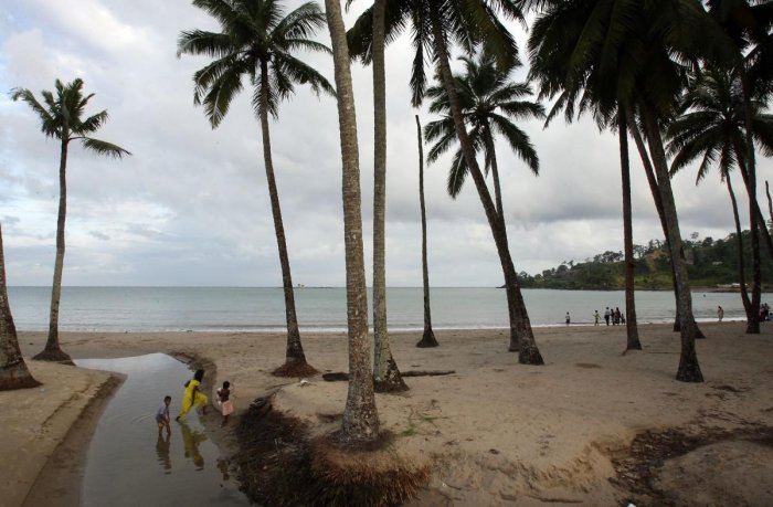 Contact with several tribes on the islands, set deep in the Indian Ocean, is illegal in a bid to protect their indigenous way of life and shield them from diseases. (AFP file photo)