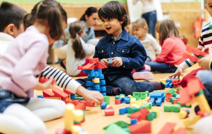 Useful Toys and games help students understand the concepts comprehensively.