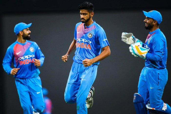 Having won seven consecutive bilateral T20 series, Kohli and his men will certainly want to make it eight in a row and for that, they may be forced to rejig both their batting and bowling combinations. (AFP Photo)