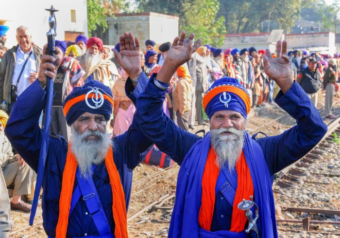 Kartarpur Sahib, located just across the International Border, is the final resting place of Guru Nanak Dev and one of the holiest shrines of Sikhs. (PTI File Photo for representation)