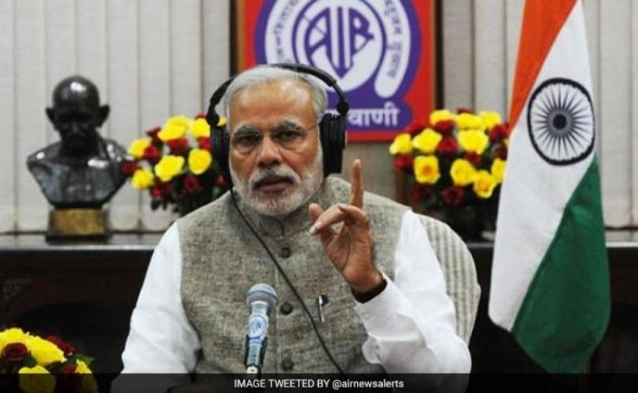 In October 2014, in the very first episode of the programme, PM Modi urged citizens to use at least one khadi product, saying it would help poor weavers.