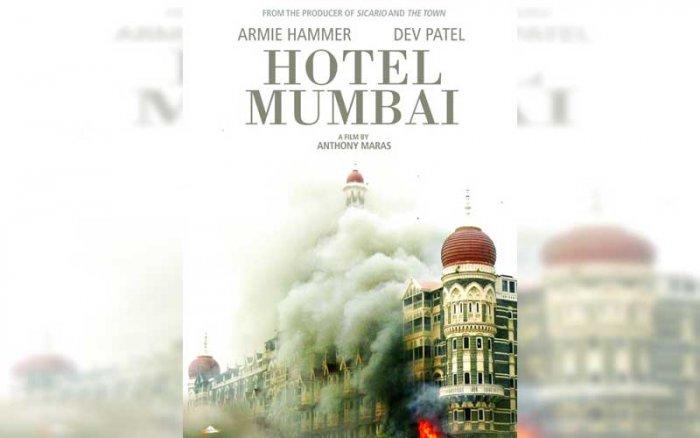Poster of movie Hotel Mumbai.