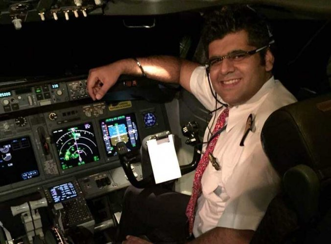 The Boeing 737 MAX 8 aircraft was commanded by Captain Suneja and co-pilot Harvino with six cabin crew members.