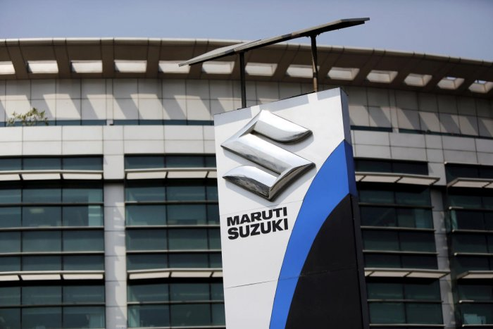 Corporate office of Maruti Suzuki India Limited is pictured in New Delhi. (Reuters File Photo)
