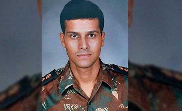 Father Remembers 2611 Hero Major Sandeep Unnikrishnan Deccan Herald