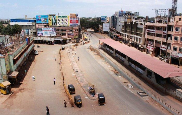 26 km of roads in Hubballi to be 'smart' | Deccan Herald