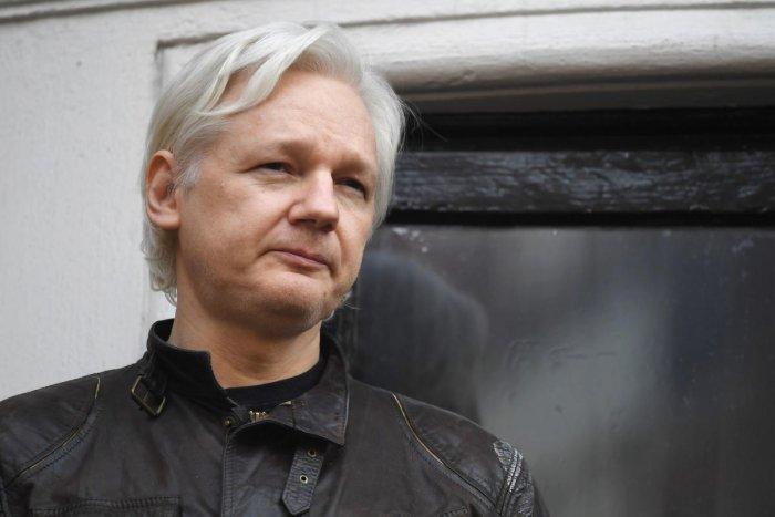 Wikileaks founder Julian Assange. AFP