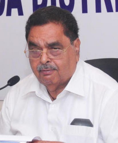 B Ramanath Rai